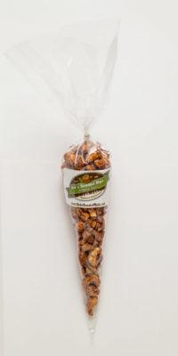 Cinnamon Vanilla Cashew Cone
