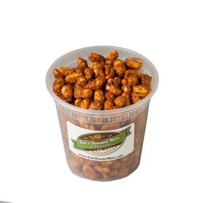 Cinnamon Vanilla Peanuts Tub