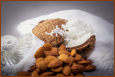 Coconut Almond Ingredients
